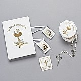 Roman Inc First Holy Communion Girls Gift Set