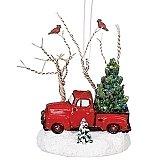 Roman Giftware 1948 Ford F150 Christmas Ornament