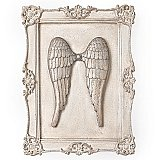 Roman Gifts 16 inch Angel Wings Plaque