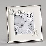 Roman Inc Caroline Collection Our Baby Photo Frame